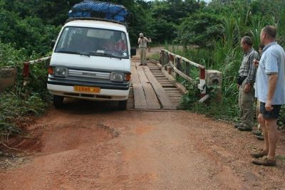 La route vers Boabeng, Ghana | Captain Africa