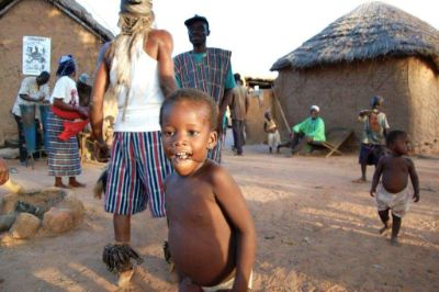 Kinderen in Togo | Captain Africa